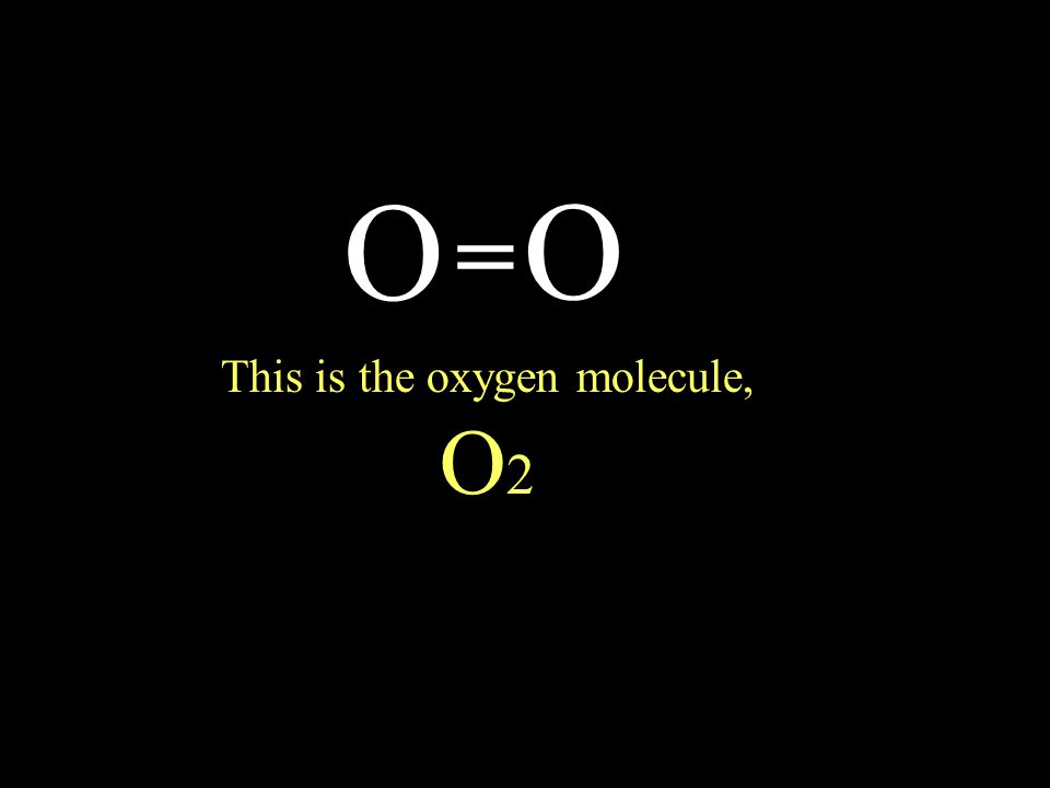 O O = This is the oxygen molecule, O 2 10/12/201455Chem-160
