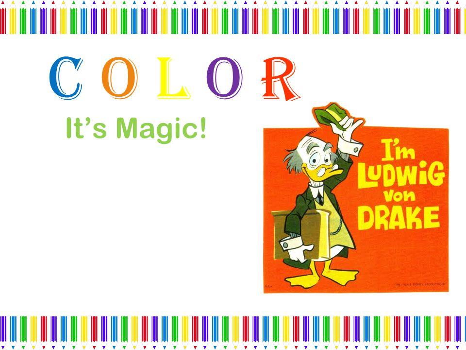 ColorColor It's Magic!
