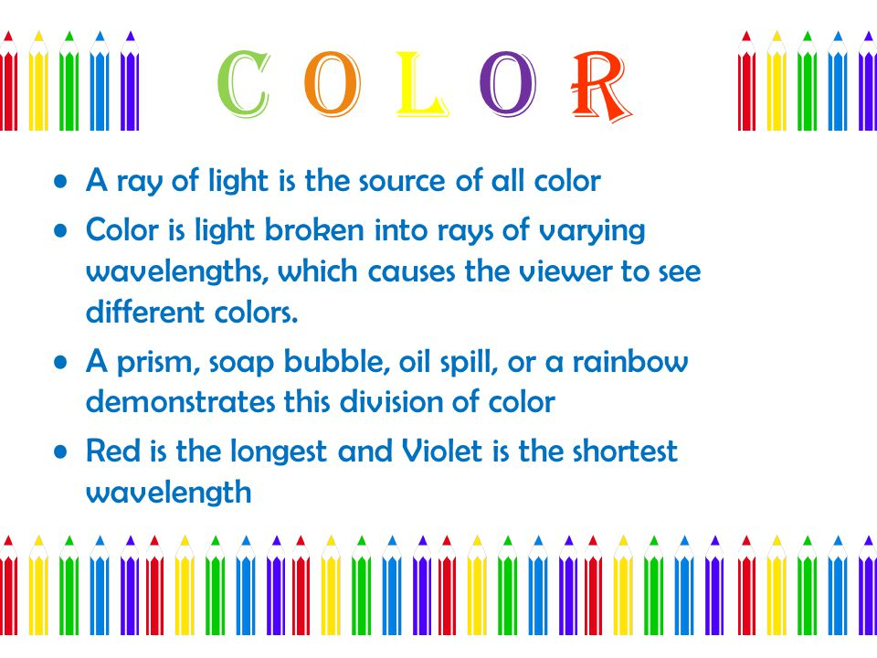 HueHue –the specific name for a color.
