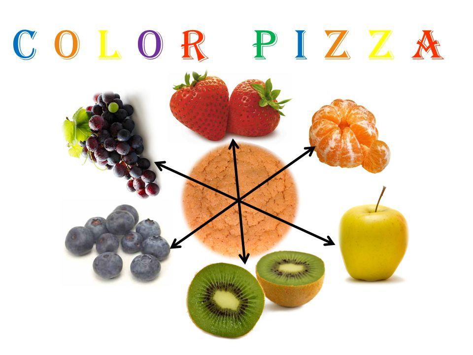 Color Pizza