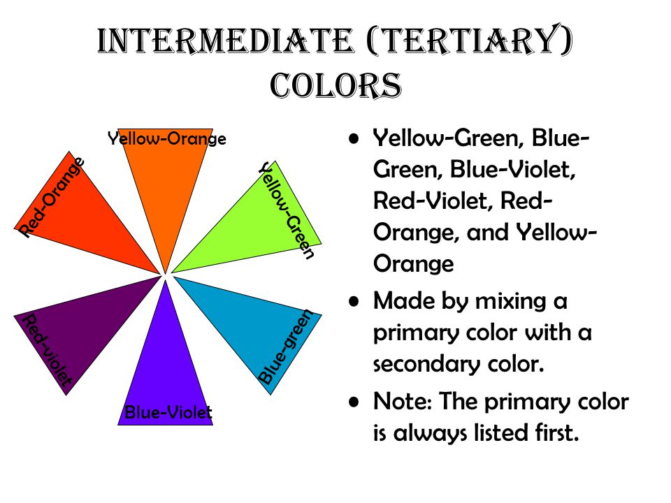 Choosing the Right Color Mood –What mood do you want to create People –Think about the people who will be in the area Style –The style may influence the color choice(s).