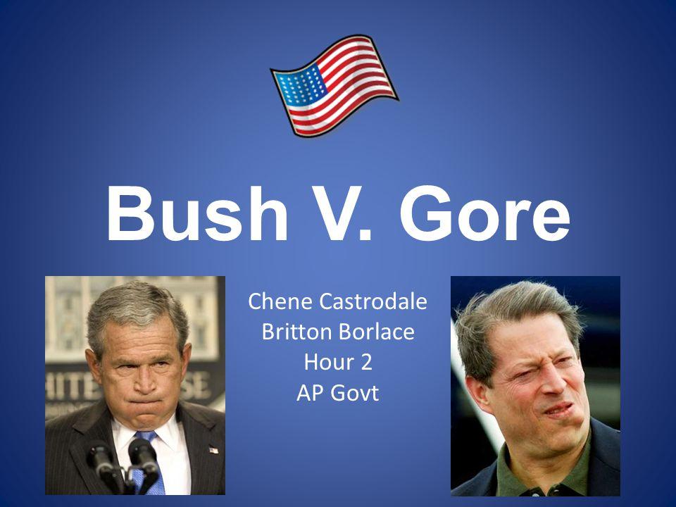 Bush V. Gore Chene Castrodale Britton Borlace Hour 2 AP Govt