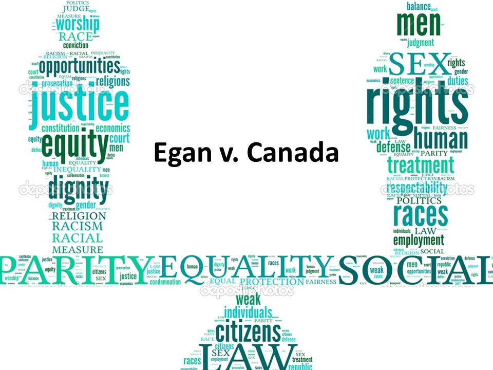 Egan v. Canada