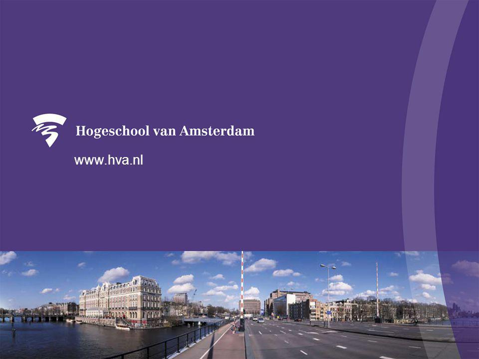 www.hva.nl