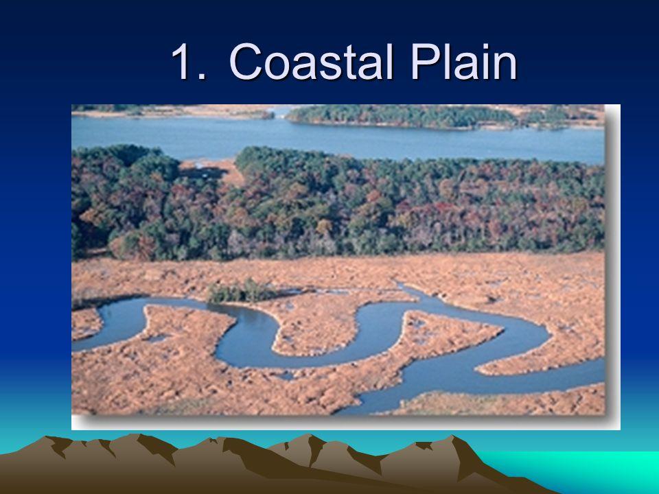 1.Coastal Plain