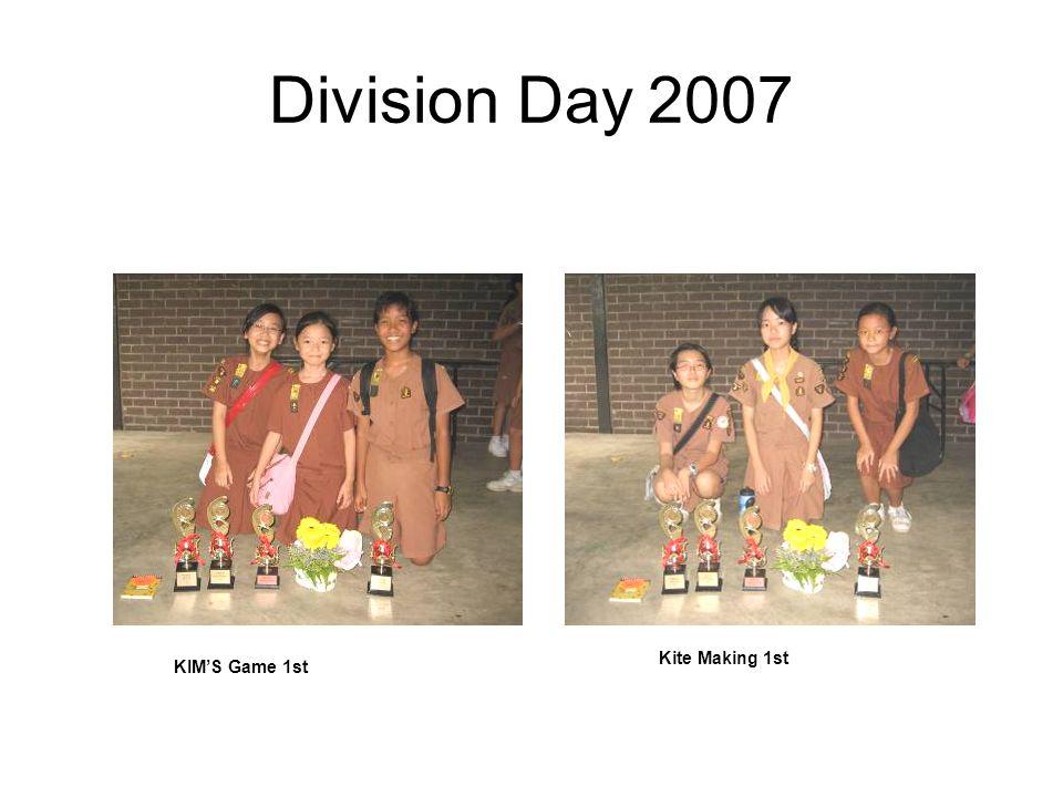 Division Day 2006 Dance 1st Floral arrangement 2nd