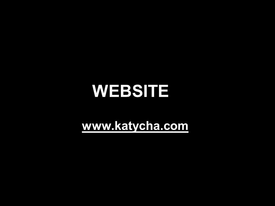 Website WEBSITE www.katycha.com
