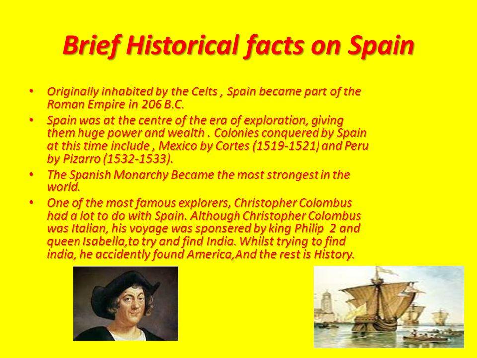 Spanish Culture.