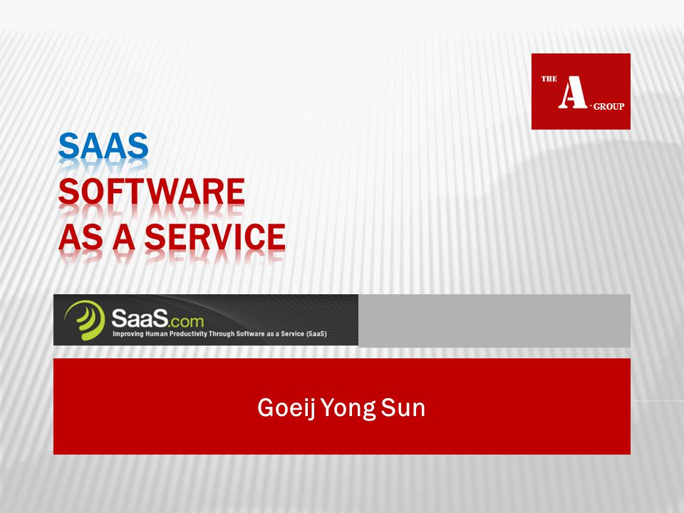 Goeij Yong Sun GROUP