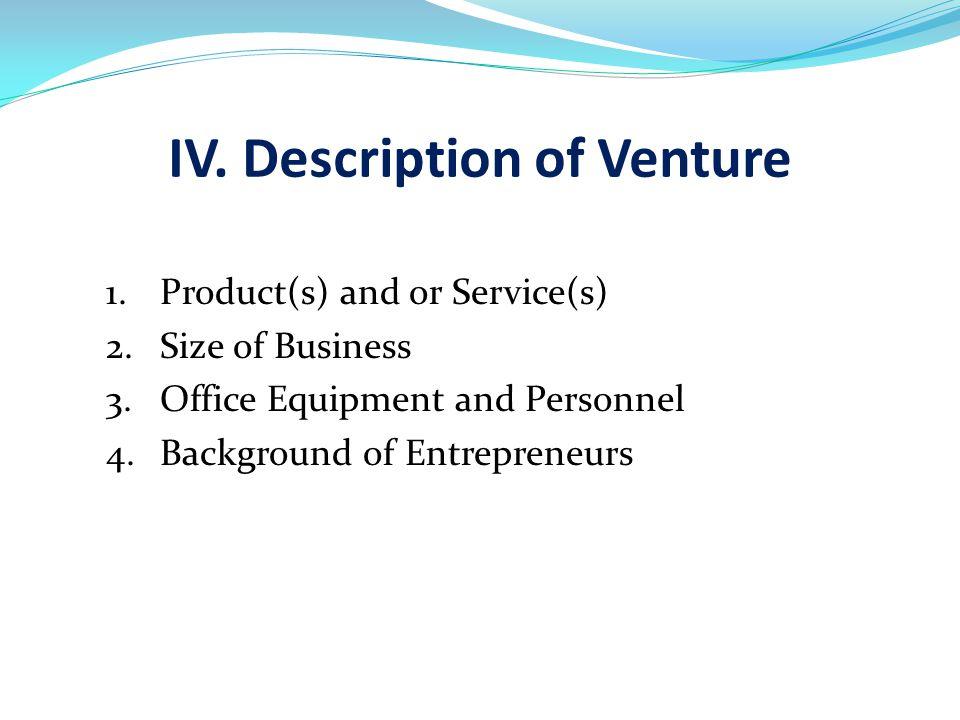 Business plan for entrepreneurs