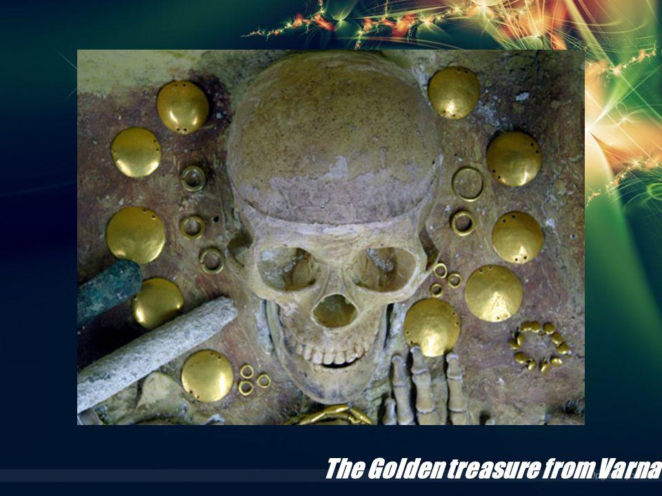 The Golden treasure from Varna
