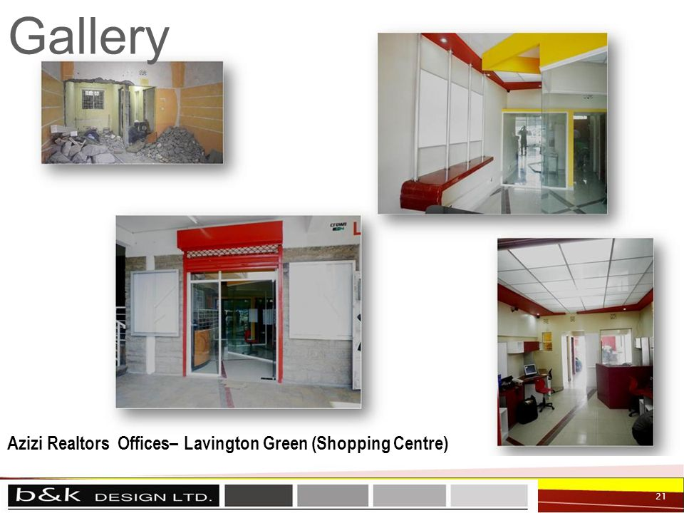 21 Gallery Azizi Realtors Offices– Lavington Green (Shopping Centre)