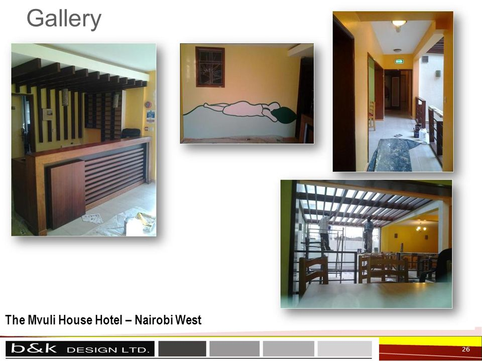 26 The Mvuli House Hotel – Nairobi West Gallery