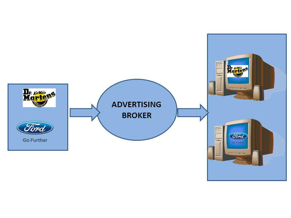 ADVERTISING BROKER