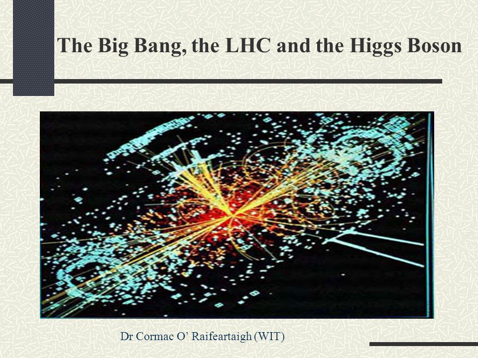 Overview I.LHC What, How and Why II. Particle physics The Standard Model III.