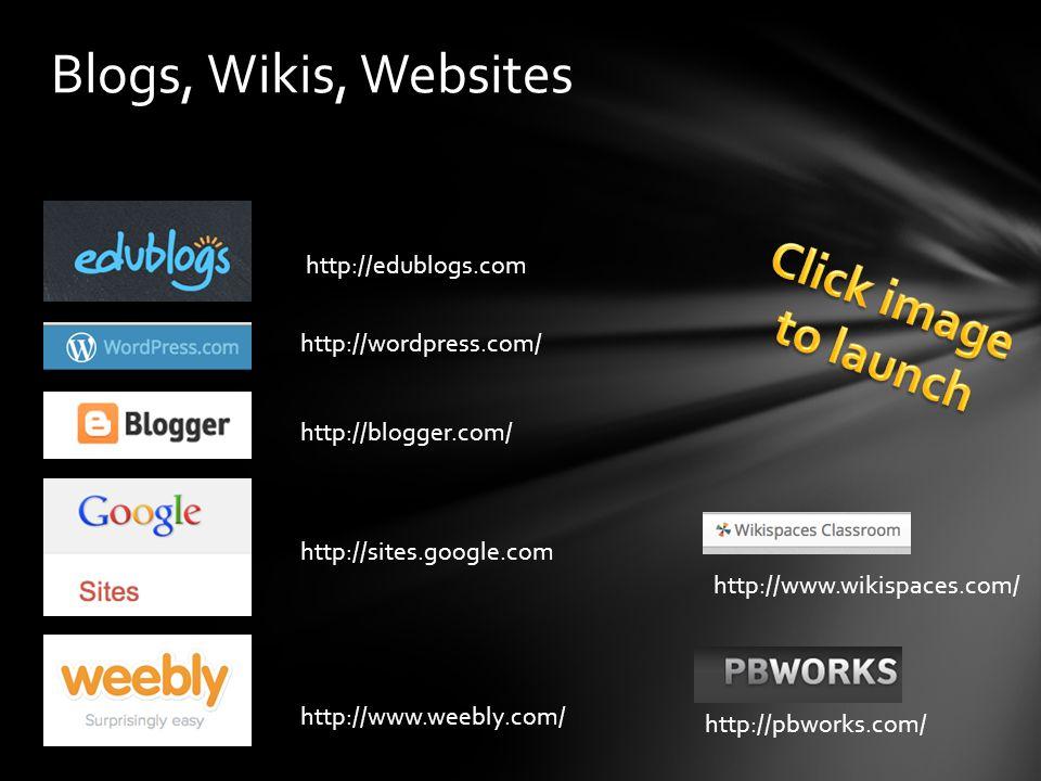 Synching Devices & Collaboration https://www.dropbox.com/ http://drive.google.com http://evernote.com/ https://www.diigo.com/