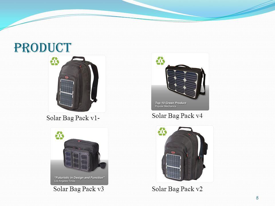 Product 8 Solar Bag Pack v1- Solar Bag Pack v4 Solar Bag Pack v3Solar Bag Pack v2