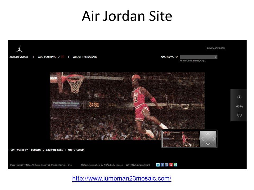 Air Jordan Site http://www.jumpman23mosaic.com/