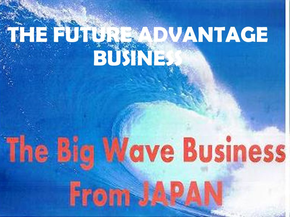 THE FUTURE ADVANTAGE BUSINESS