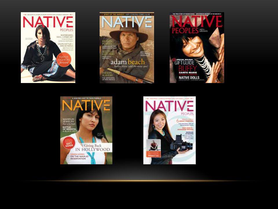 THE TEAM Mary Hudetz Editor Crow Tribe, Montana Puts the magazine together!