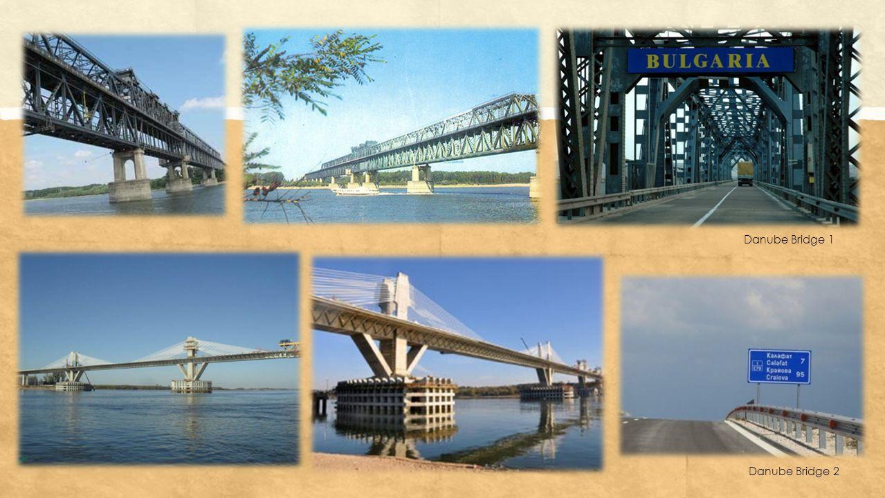 Danube Bridge 1 Danube Bridge 2