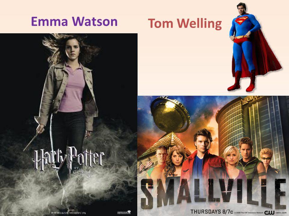 Tom Welling Emma Watson