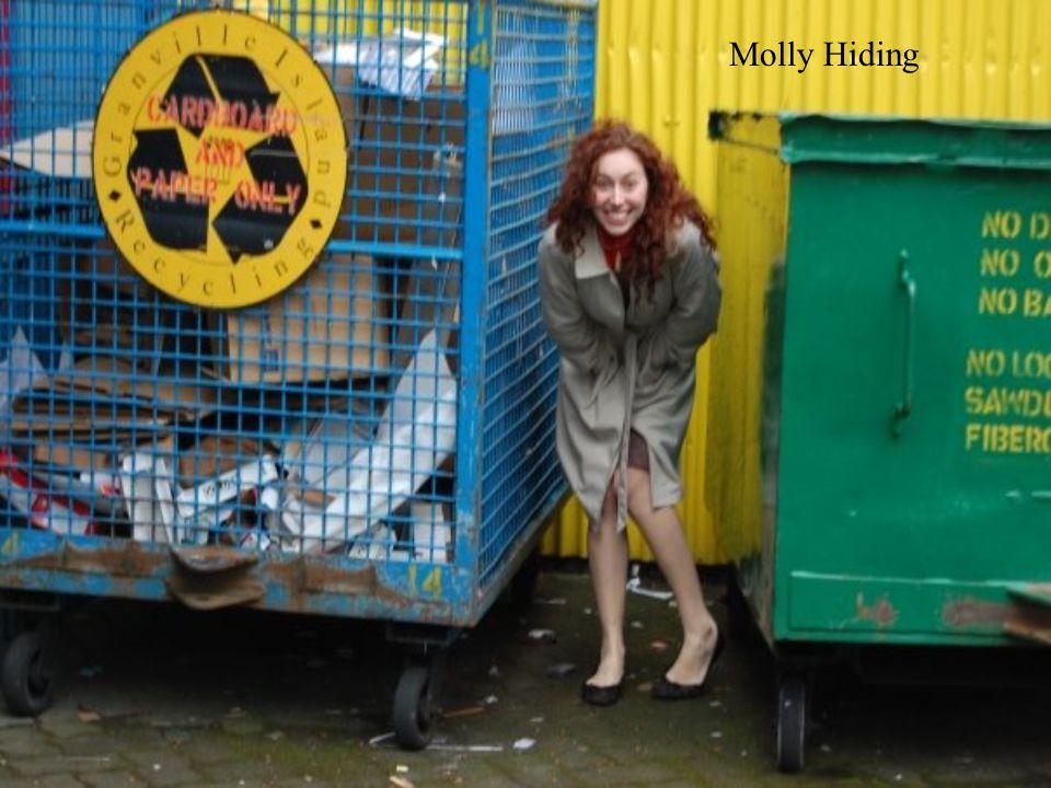 Molly Hiding