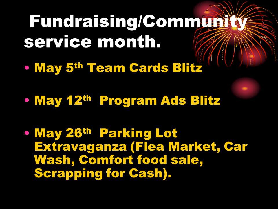 Team Card Community Blitz Divide Mt Hebron communities into sections.