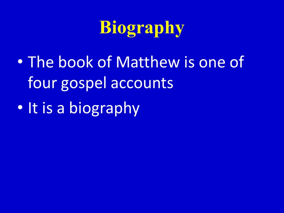 Author Matthew, whose original name was Levi publican He was a publican or a tax collector- a position not popular with the Jews (Mt.