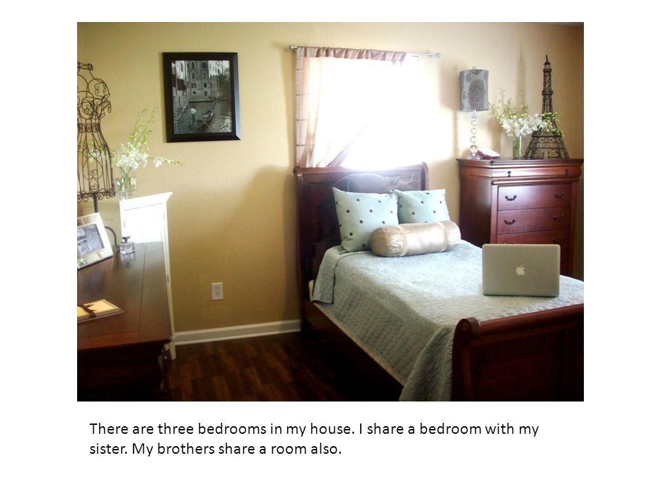 How many bedrooms does your house have?