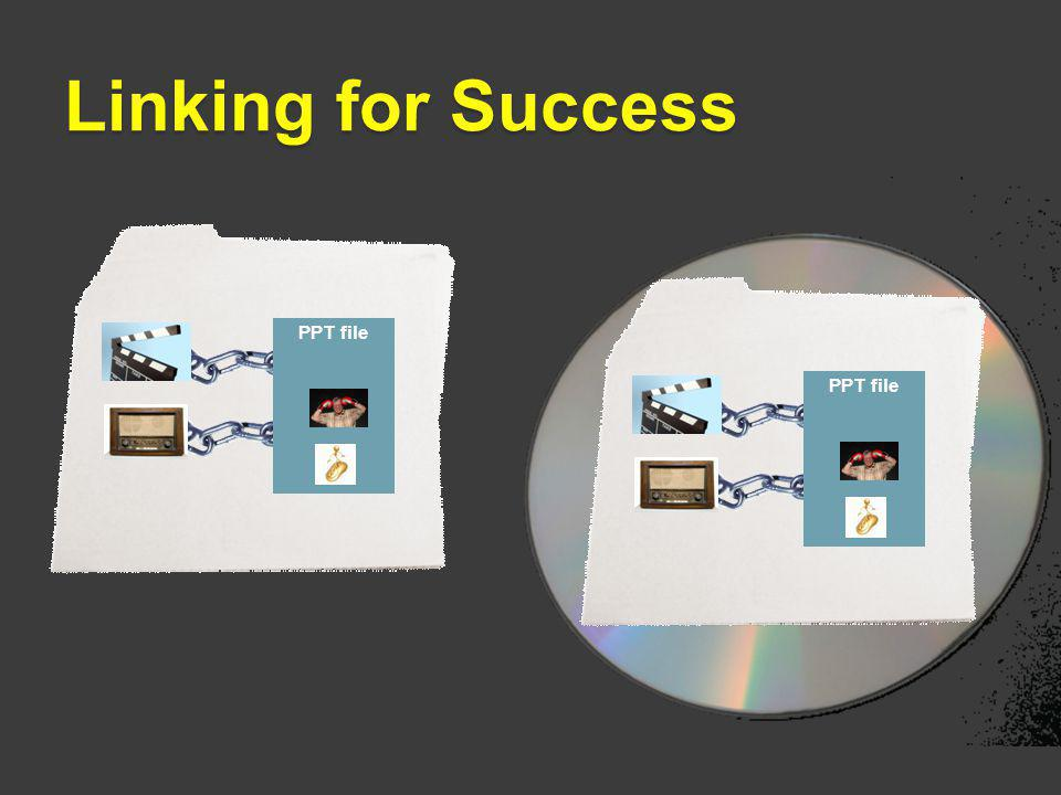 Linking for Success PPT file