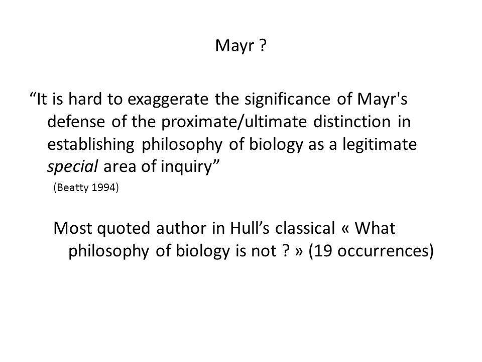 Mayr .
