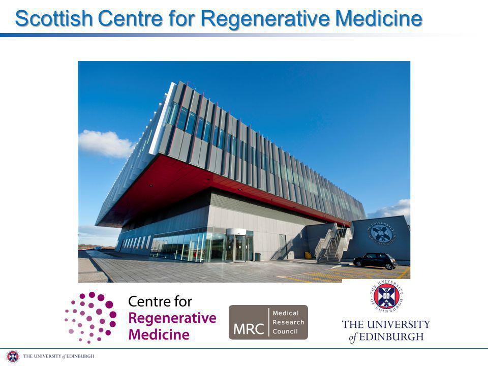 Scottish Centre for Regenerative Medicine