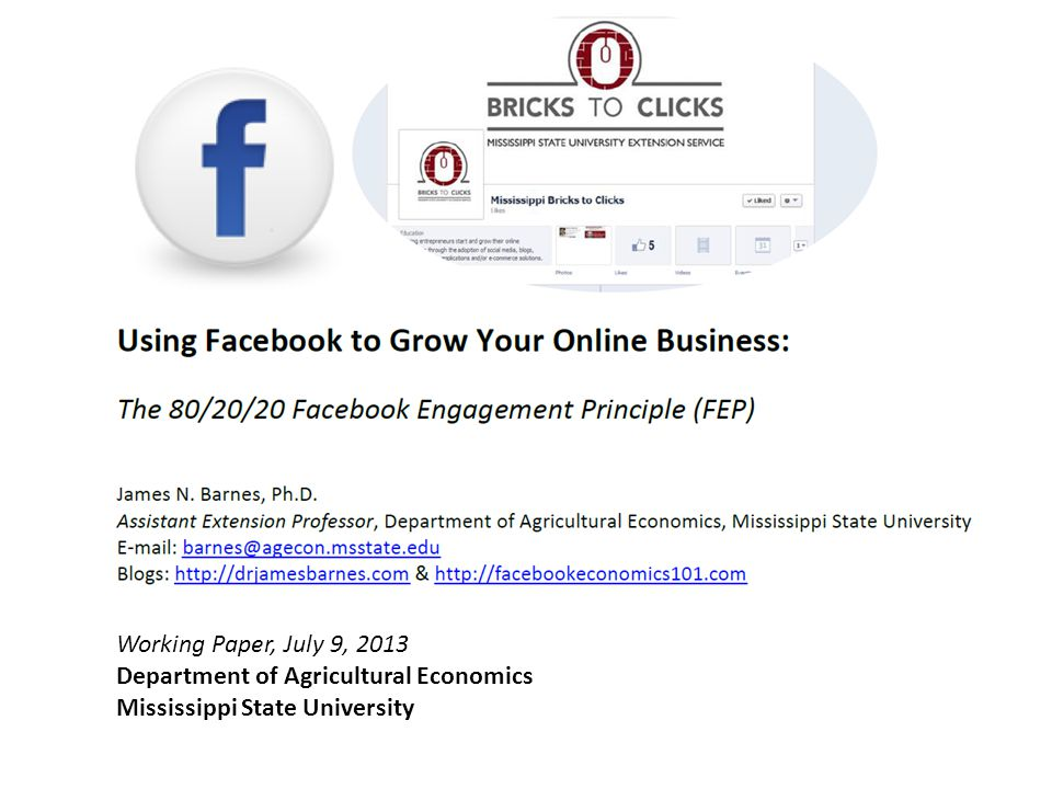 Working Paper, July 9, 2013 Department of Agricultural Economics Mississippi State University