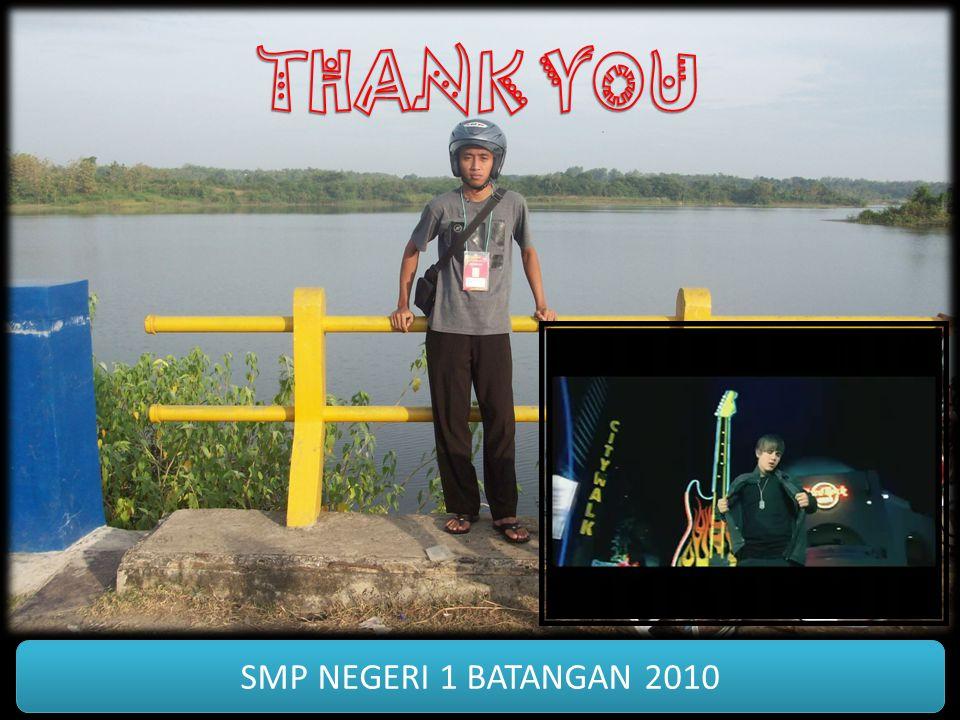SMP NEGERI 1 BATANGAN 2010