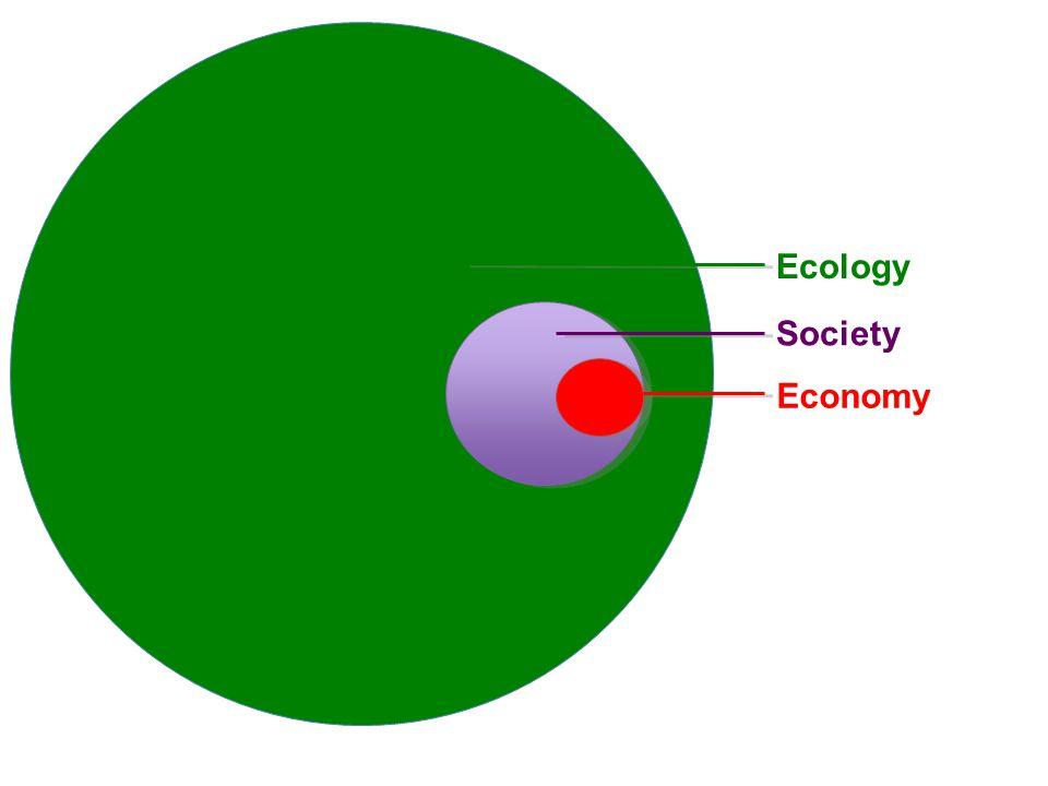 Ecology Society Economy