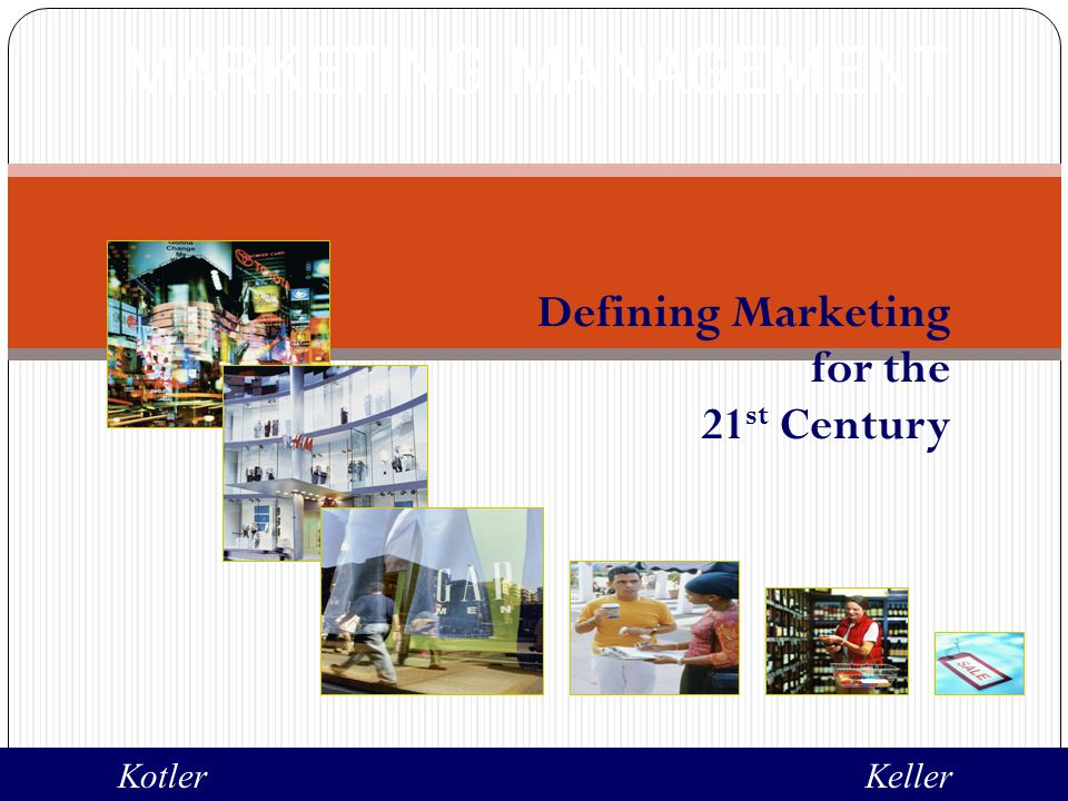 1-2 What is marketing?