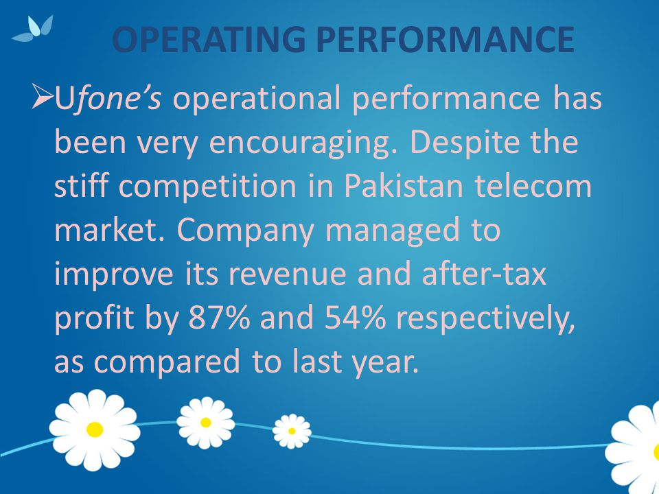SALES PROMOTION  Sales promotions are short term incentives to encourage the purchase or sale of a product or service´ Ufone utilizes sales promotion activities to boost its sales.