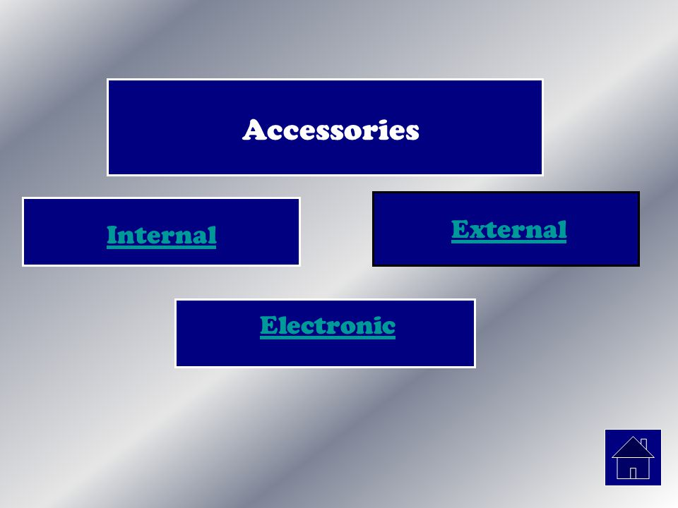 Accessories Internal External Electronic
