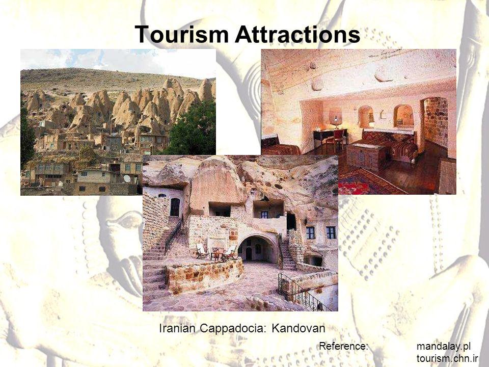 Tourism Attractions Reference:mandalay.pl tourism.chn.ir Iranian Cappadocia: Kandovan