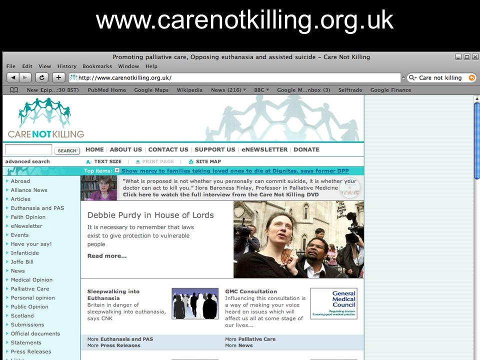 www.carenotkilling.org.uk