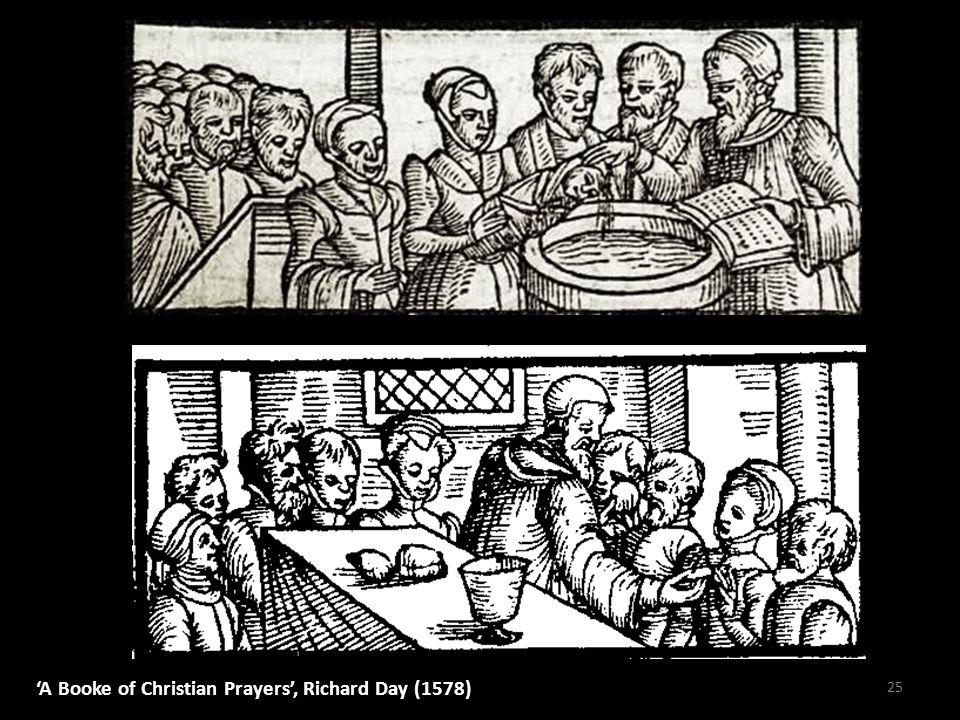 25 'A Booke of Christian Prayers', Richard Day (1578)