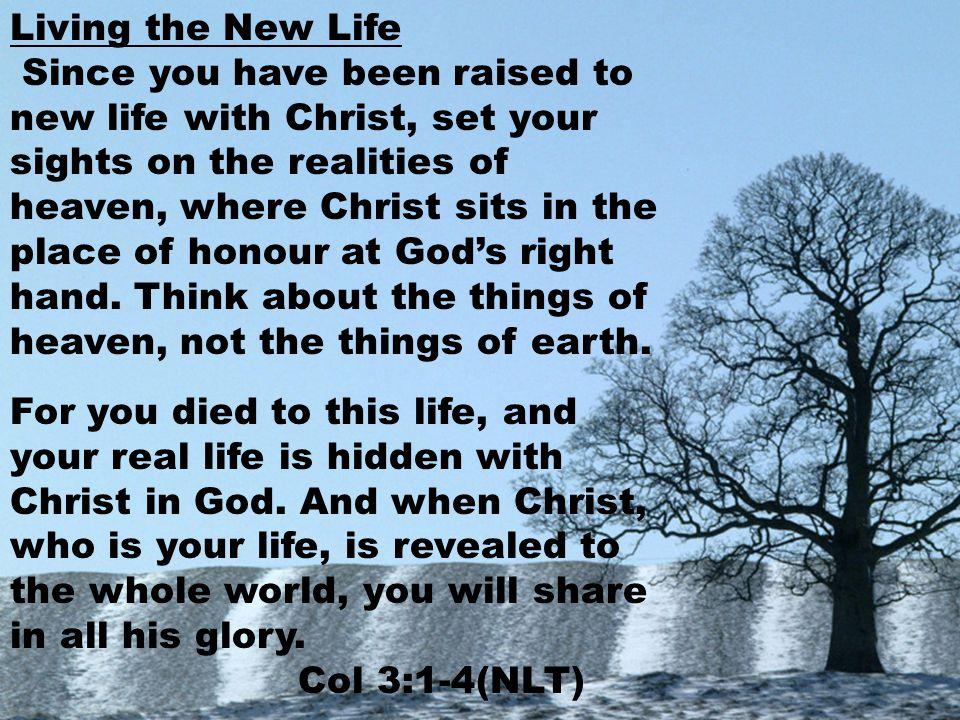 I am God s child.John 1:12 As a disciple, I am a friend of Jesus Christ.