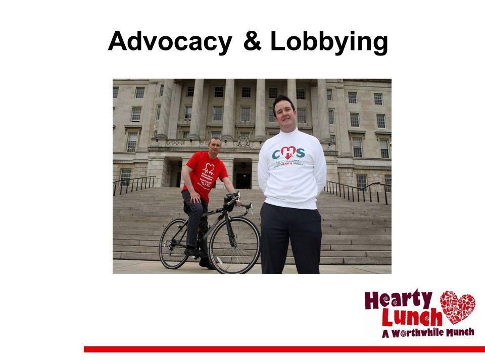 Advocacy & Lobbying
