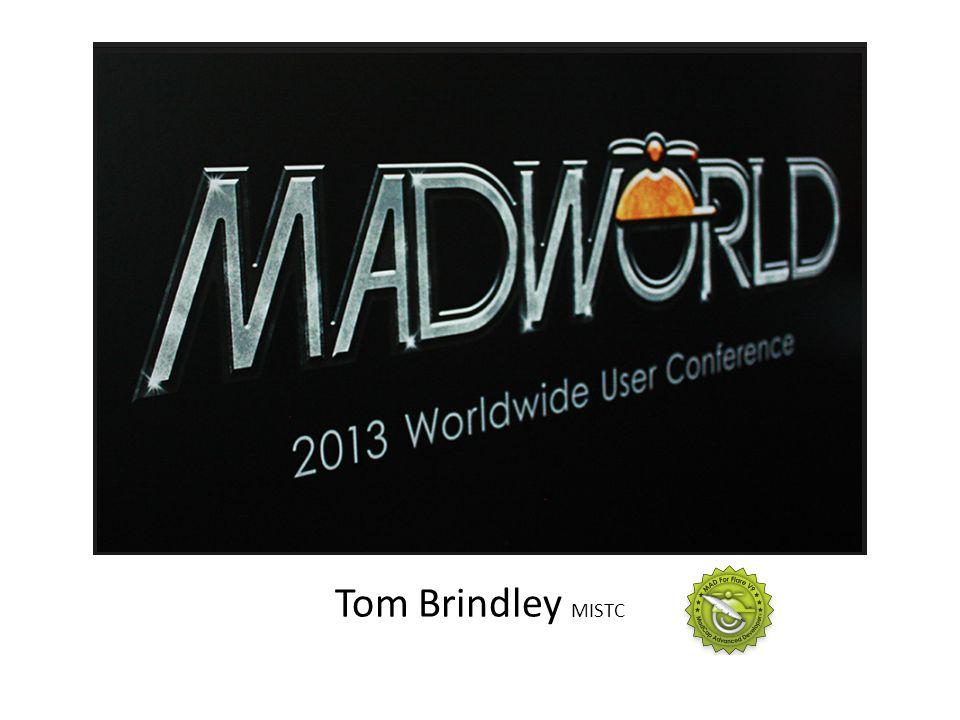 Tom Brindley MISTC