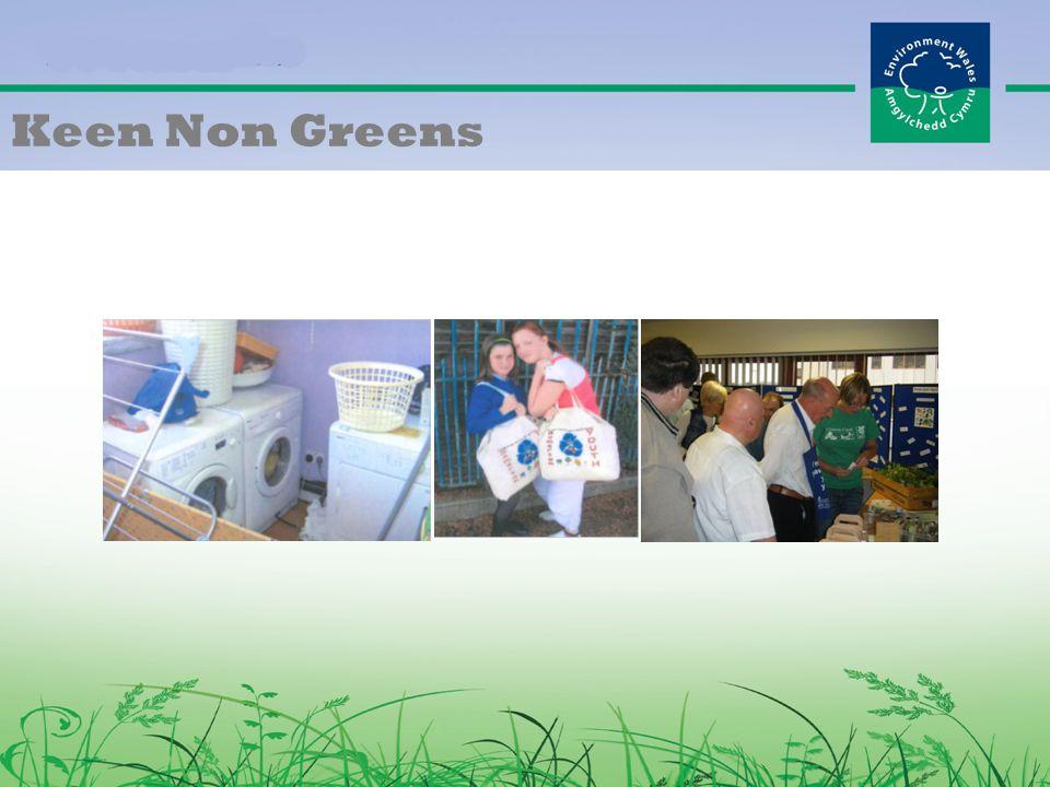 Keen Non Greens