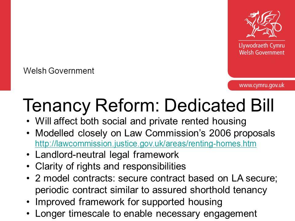 Cymorth Cymru Housing Bill & Social Service Bill: Consultation event Thank you – any questions.