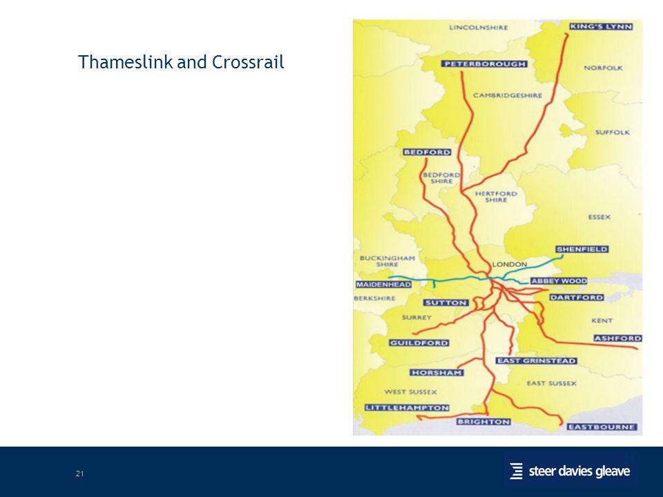 21 Thameslink and Crossrail