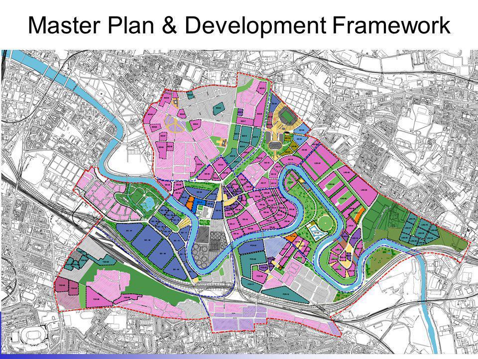 Master Plan & Development Framework