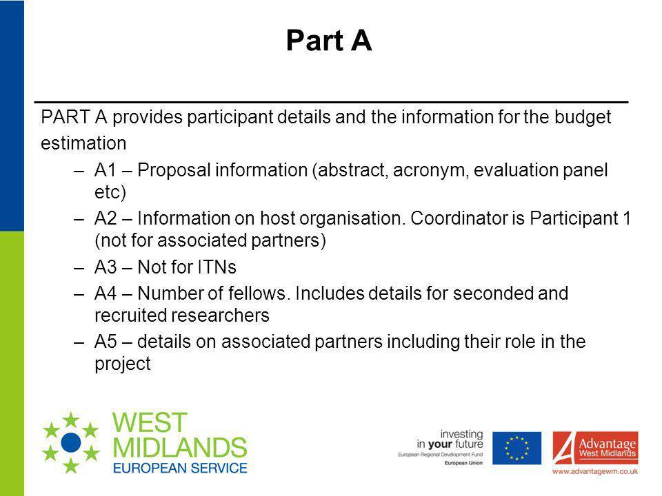 IRSES: Participation rules - Partnership: min.